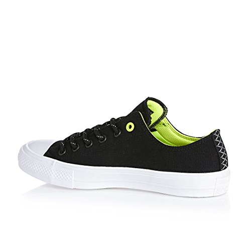 CONVERSE - Baskets basses - Homme - Chuck Taylor All Star II Canvas Black pour homme