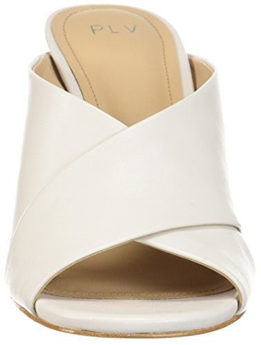 Heeled WoMen La Victoire Harley Pour Sandal Ivory ITq4U