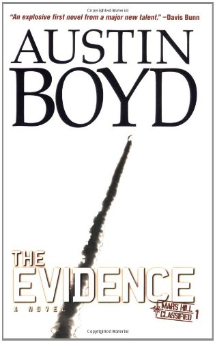 book cover of The Evidence