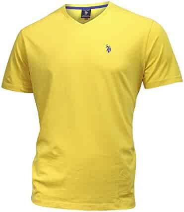 U.S. Polo Assn............................... Men's V-Neck T-Shirt