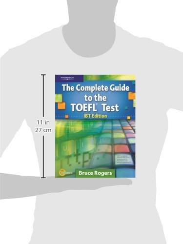 Complete Guide to the Toefl Test: IBT/E(Complete Guide to the Toefl Test) by Brand: Heinle ELT