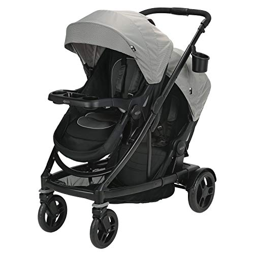 Graco UNO2DUO Double Stroller, Oakley
