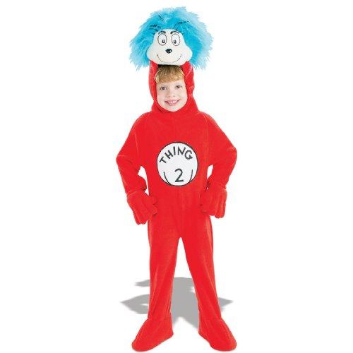 Thing 2 Costume - Toddler (Thing 2 Costume Toddler)