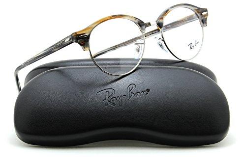 Ray-Ban RX4246V Clubround Optics Prescription Eyeglasses 5749 - - Ray Ban Clubround Optics