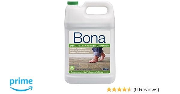Amazon Bona Stone Tile And Laminate Floor Cleaner Refill 2 Pack