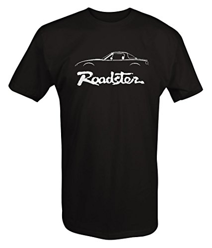 Miata Racing - Miata Roadster Racing JDM Speed Mazda T shirt - Large