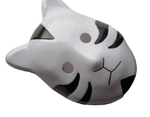 Anbu Costume (Naruto Shippuuden ANBU Cosplay Mask Itachi Cat Style Black by Renineic)
