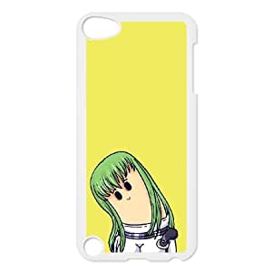 iPod Touch 5 Case White CariCartoon Funny Cartoon 17 SU4555548