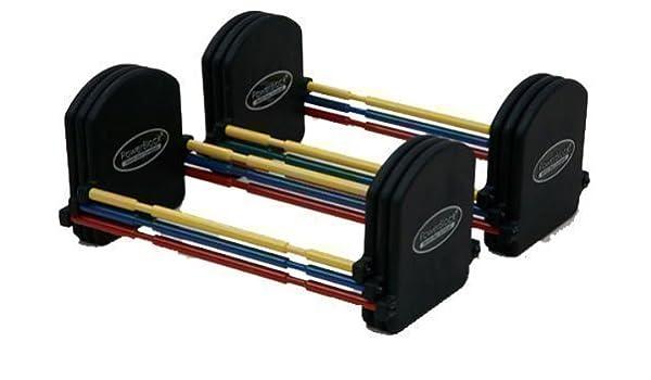 Powerblock - Suplemento de mancuernas ajustables para ampliar el kit U33 fase 2 (10 - 15 kg): Amazon.es: Deportes y aire libre