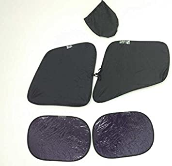 Set of 4 Shades OSEI Airbus A320 Cockpit Sunshade
