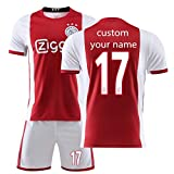 HERW Custom Football Jersey Kits Adult Soccer Jerseys Set Polyester Quality Soccer Football Uniforms Custom Name and Number