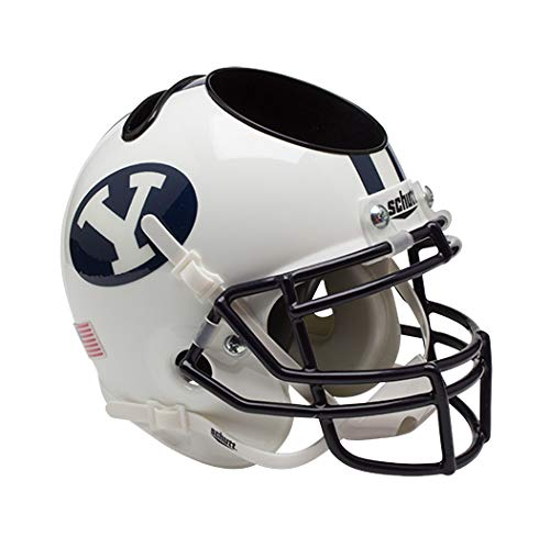 NCAA Byu Cougars Mini Helmet Desk - Cougars Office Home Byu