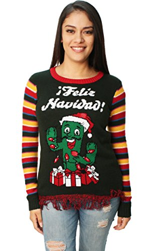 Junior Christmas Sweaters