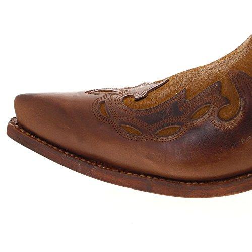 Whiskey Uomo Western FB Espanol Fashion Boots Stivali qqfIY