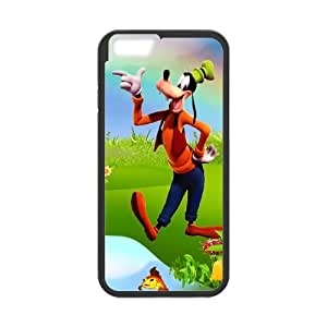 iPhone6 Plus 5.5 inch Cess Phone Case Black Extremely Goofy Movie An NF3654684