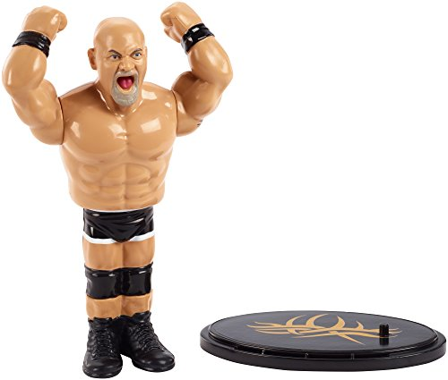 WWE Goldberg Retro App Action Figure, 4.5'' by WWE