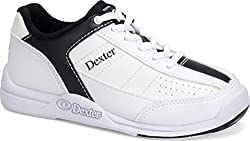 Dexter Kid's Ricky Iii Bowling Shoes, Whiteblack, 2