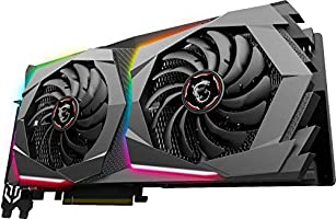 2019 Newest MSI - GeForce RTX 2070 Gaming Z 8GB GDDR6 PCI Express 3.0 Graphics Card