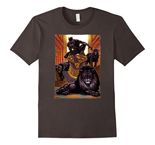 with Black Panther T-Shirts design