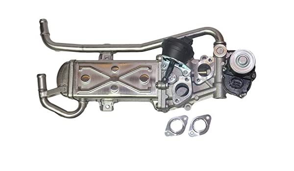Para Seat Toledo Mk4 1.6 Tdi (2012 - 2016) Válvula EGR + EGR ...