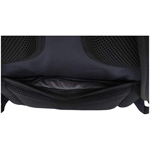 """41SIs6l4%2BHL - Kenneth Cole Reaction Brooklyn Commuter 16"""" Backpack Pink Dot Charcoal One Size"""
