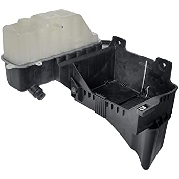 Engine Coolant Recovery Tank Front Dorman 603-237