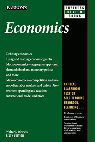 Economics (Barron's Business Rev...