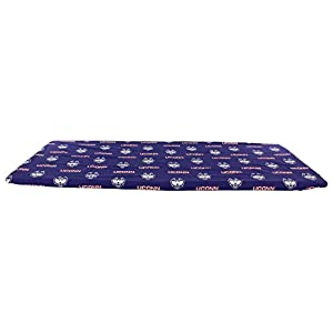 """College Covers Connecticut Huskies Table Cover, 8'/95 by 30"""""""