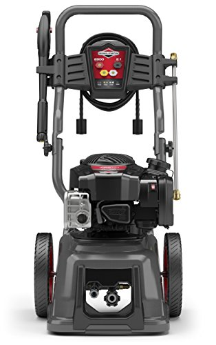 Briggs & Stratton Gas Pressure Washer 2800 PSI 2.1 GPM with 25-Foot High Pressure Hose, 4 Nozzles & Detergent Injection by Briggs & Stratton (Image #5)