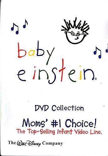 Baby Einstein Dvd Collection Mom's #1 Choice (26 DVDs)