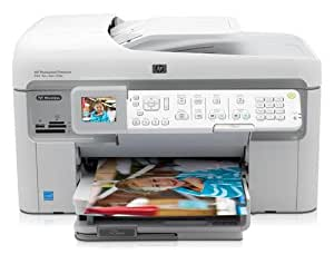 HP CC335B#ABF - Impresora multifunción de tinta color (12 ppm, A4 / Letter (216 x 297 mm))