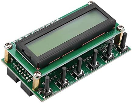 DDS Signal Generator DC 8-9V 200mA Signal Generator Module 0-55MHz 1Hz Step for Electric Components AD9850 Chip
