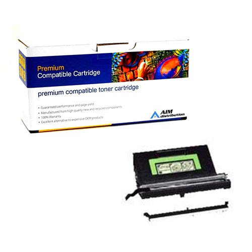 AIM Compatible Replacement for Sharp FO-3450/4800/5400 Toner Developer Unit (15000 Page Yield) (FO-48ND) - Generic