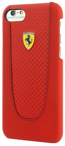 Ferrari FEPIHCP7LRE 5.5 Funda Rojo funda para teléfono móvil - Fundas para teléfonos móviles (Funda, Apple, iPhone 7 Plus, 14 cm (5.5), Rojo)