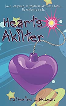 Hearts Akilter by [McLean, Catherine E.]