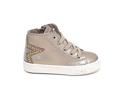 Liu Jo Jeans , Mädchen Sneaker gold Platino