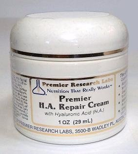 H.A. Repair Cream Review
