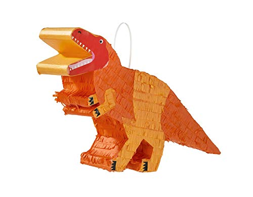 Talking Tables Dino Dinosaur T.Rex Pinata Party Decorations, Height 28cm, 11