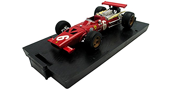 1//43 Hachette Ferrari 312 F1-67 1967 Chris Amon  Diecast Car Model #8