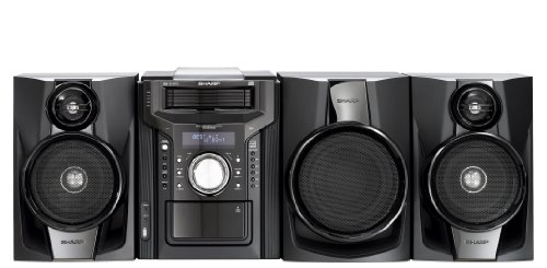 Sharp CD DHS1050P Supported Hi Fi System