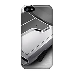 Shockproof Hard Cell-phone Case For Iphone 5/5s With Allow Personal Design Stylish Dodge Challenger Skin AaronBlanchette
