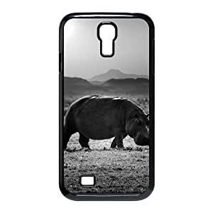 VNCASE Hippo Phone Case For Samsung Galaxy S4 i9500 [Pattern-1]