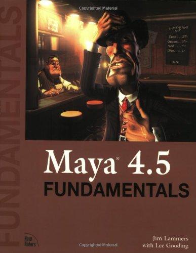 Maya 4.5 Fundamentals