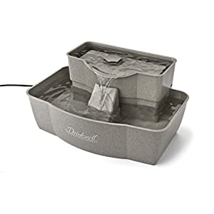 PetSafe Drinkwell Multi-Tier Cat and Dog Water Fountain - Automatic Drinking Fountain for Pets - 100 Oz. Water Capacity 6