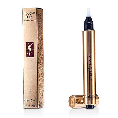 Yves Saint Radiant Touch/Touche Eclat #2 Luminous Ivory (Beige), 0.1 Ounce by Yves Saint Laurent