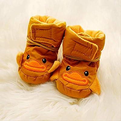 GUHUA Zapatos para Bebés Recién Nacidos, Zapatos Anticaídas para ...