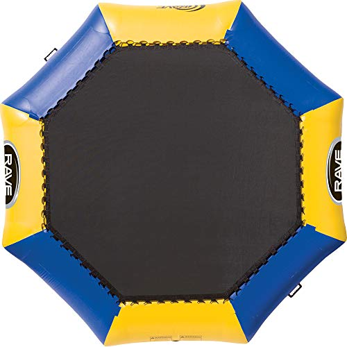 Rave Sports Bongo 10 Foot Water Bouncer Trampoline With