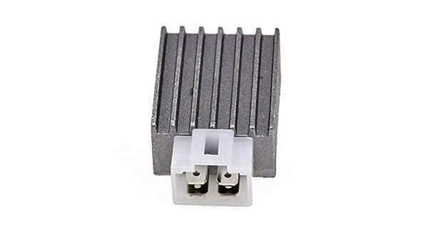 New 4 Pin Voltage Regulator Rectifier Baja 150 Ba150 Vin Baja Dune 150 Dn150