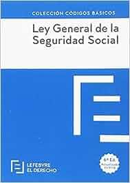 Ley General de la Seguridad Social: Código Básico Códigos
