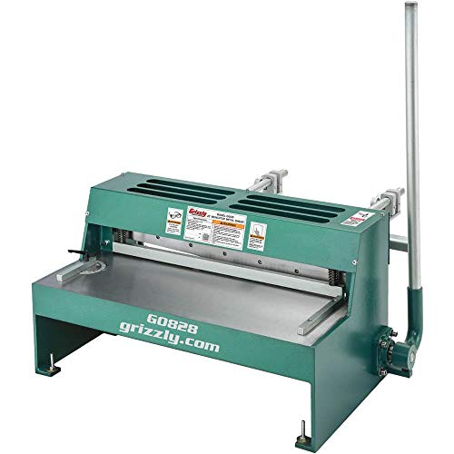 Grizzly G0828-25'' Benchtop Metal Shear by Grizzly (Image #3)